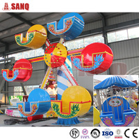 Shopping mall indoor play games kids mini ferris wheel ride, kids rides for shopping centers