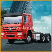 2016 new type tractor truck for sale in africa