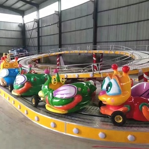 Children playground mini shuttle electric mini train amusement kiddie rides