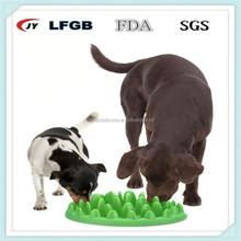 2015 Newest novelty silicone pet bowls