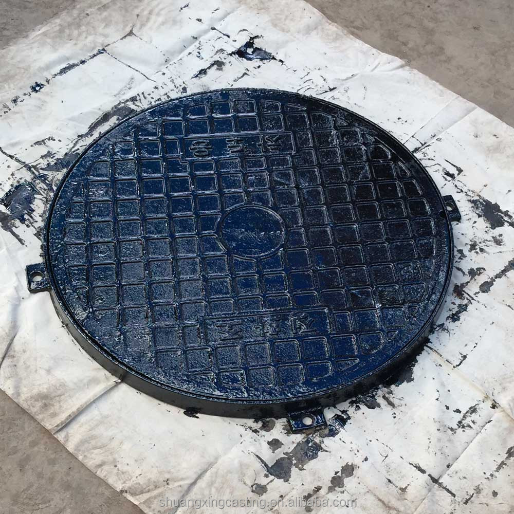Culvert Manhole Covers and Frames