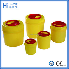 All kind of hospital PP sharp containers