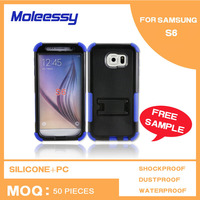 Particular blank sublimation cover for samsung s6