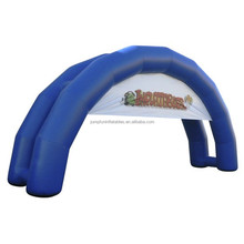 18OZ PVC Inflatable Arch double tubes inflatable entrance arch