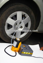 RAPID 12 V AIR COMPRESSOR WITH TIRE SEALANT