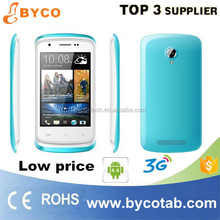 3G small size android mobile phones 3.5 capacitive touch screen