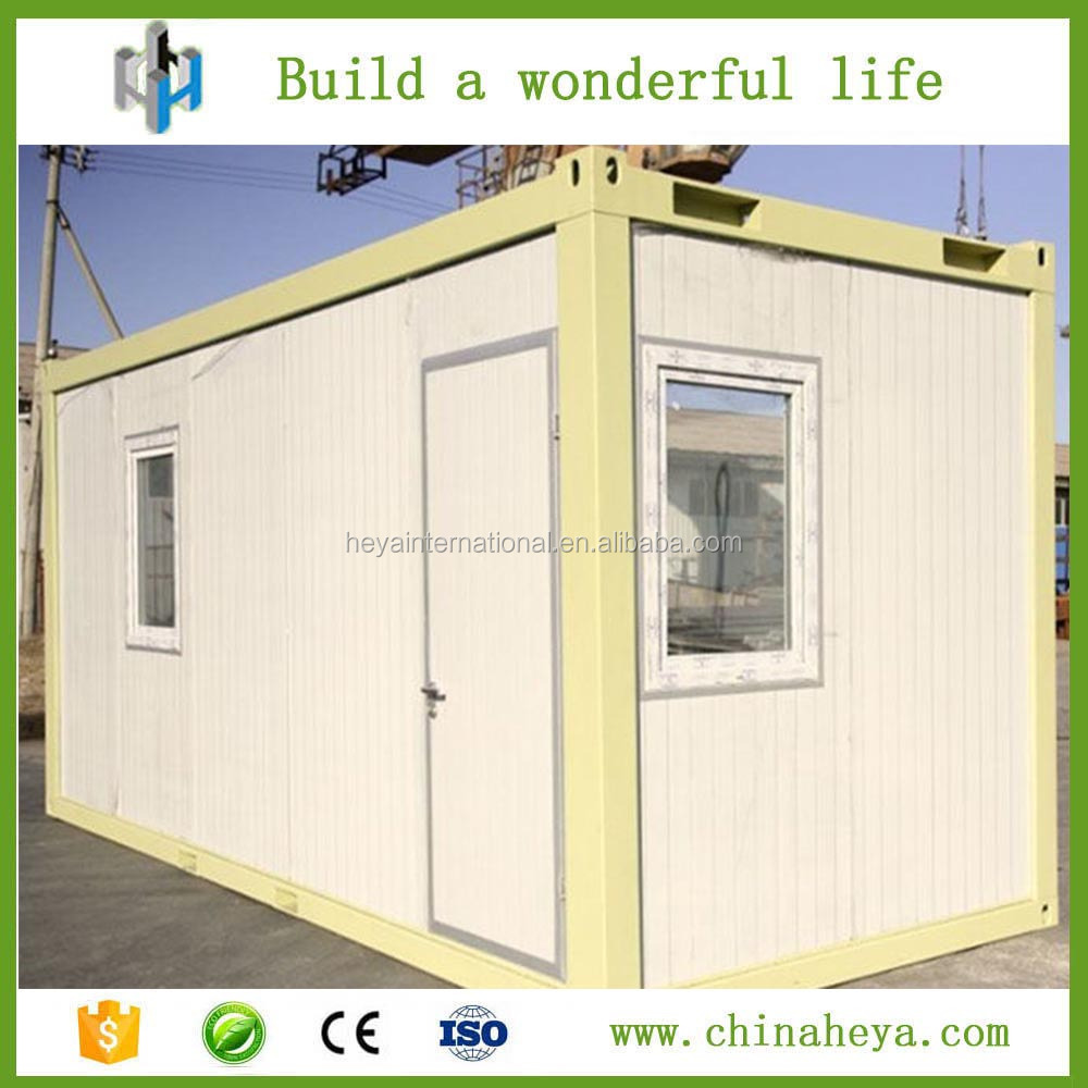 Prefab house low cost removable modern container house