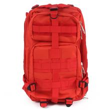 "Reinforced double-stitched nylon MediTac Tactical Assault Pack - First Aid Rucksack - 18"" Military MOLLE Backpack"