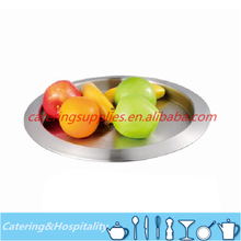 single wall fruit dish,fruit dish,Stainless Steel fruit dish