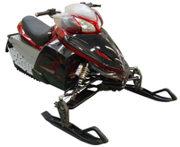 250cc CE approved hot sale snowmobile, snow scooter