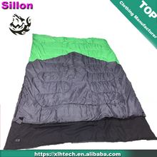 electric thermal sleeping bag for winter, heated sleeping bag for cold wheather
