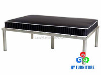 High quality bedroom metal day bed adult bed with mattress