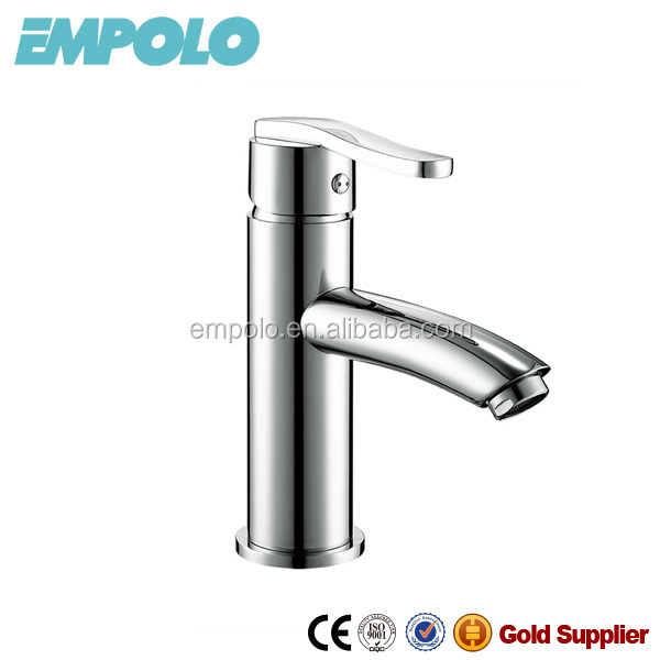 High End Single Handle Brass Wash Basin Mixer Tap 65 1101