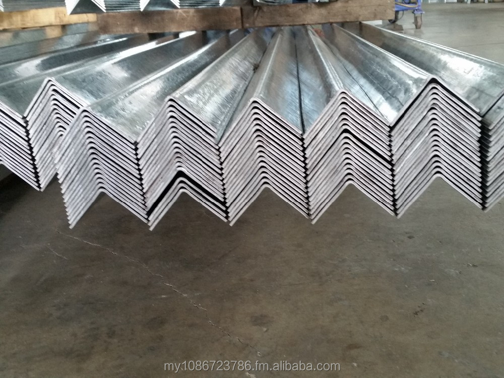 Galvanized Angle Iron