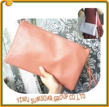 fashion womens bags 2014 PU small usefull folding women handbag