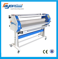 Automatic machineries one side laminating machine,hot and cold lamination machine paper laminating machine