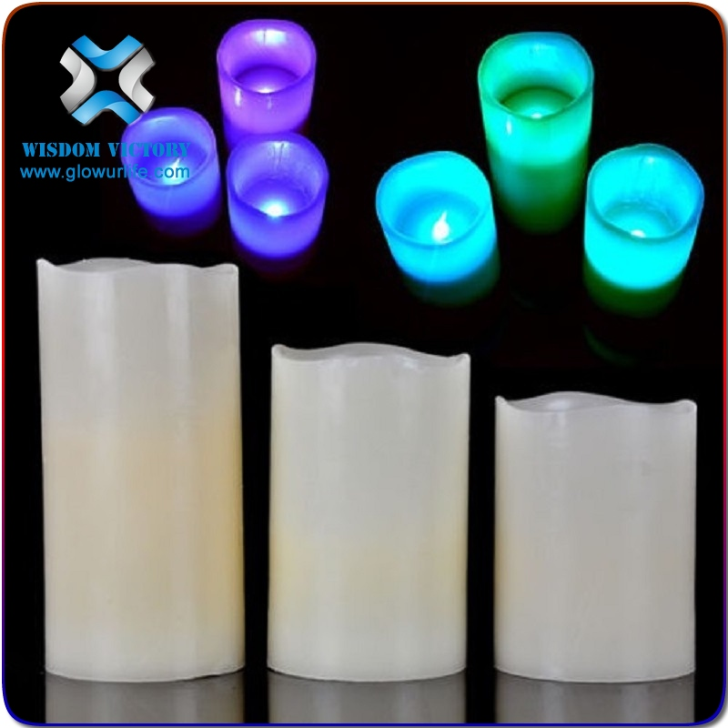 rechargeable electric tea light led candle with cups,candle led