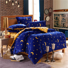 coral fleece/flannel fleece 100% polyester soft and fluffy bed sets bedding
