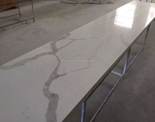 prefabricated laminate quartz stone kitchen island countertop