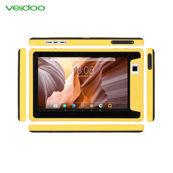 Mtk6737 Rugged Tablet Best Industrial Waterproof With NFC Hd Screen Support 4G Lte 10 Inch Android Tablet Pc