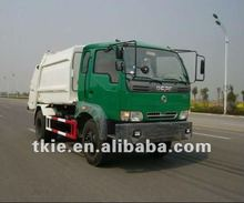 Good quality rubbish compactor truck