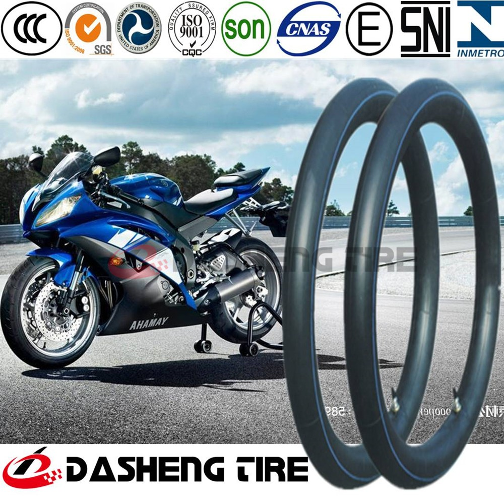 Fast Selling Natural Rubber Motorcycle Inner Tube for 3.00-18 Motorcycle Tyre