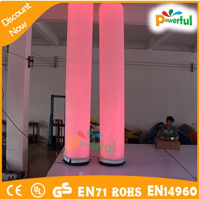 new style costumes inflatable advertising air dancer,air dancer blower with light