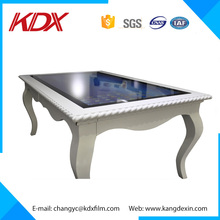 Interactive multi touch table indoor display with big screen price