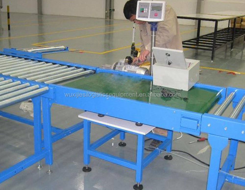 conveyor belt scale for hot sale