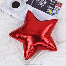Five-pointed Star Cushion 5Colors Pillows Red Cushions
