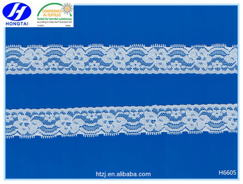 OEM service wedding dress jacquard stretch lace mesh fabric india george wrappers with 90% nylon 10% spandex