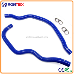 Universal flexible high performance silicone hose kit for evo