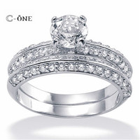 Reasonable Factotry Price engagement wedding ring