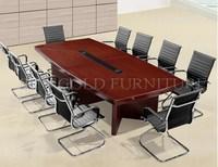 2017 Modern Durable Large Melamine Office Conference Furniture (SZ-MT117)