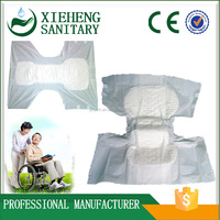 Non-woven Fabric Super Absorbent Disposable Adult Diaper for daily use