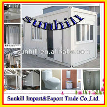 Container flat pack office building 2012 for sale sunhill