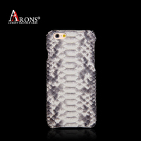 Genuine snake leather back case for iPhone 6 4.7 inch