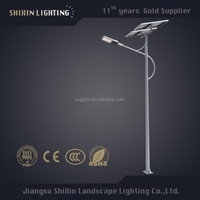 solar antique lighting pole module lamp led 100w light street