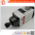 Hot selling GDZ93x82-1.5(220V) Toauto 18000rpm cnc spindle motor 1.5kw