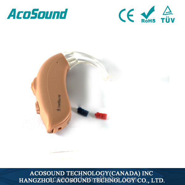 Competitive price 420 BTE Series Technical CE Standard hearing aid with bluetooth