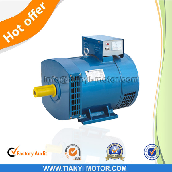 St-8kw Ac Generator Electric Alternator In Syria 10 Kw