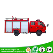2017 brand new water tank fire fighting truck for sales