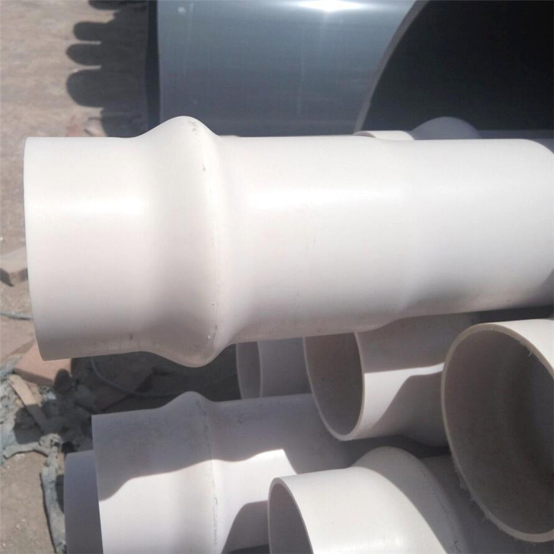 White Water Well Screen Slotted PVC Pipe
