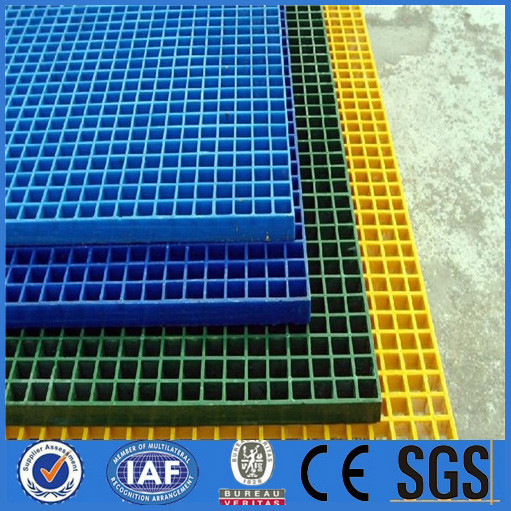 PVC galvanized stainless steel grating 3'width