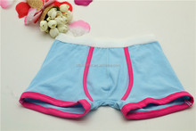 Cotton boys boxer briefs young underwear for kids