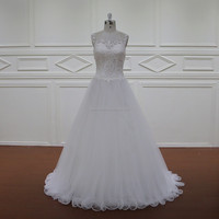 KY604 Alibaba milan style latest bride wedding gown from china supplier