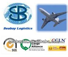 Cheap air freight/service/rate/forwarder/agent from Haikou, Tianjin, Dalian, Foshan to Subic Is.