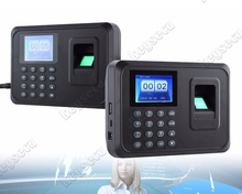 Cheap Price Standalone Fingerprint Time Clock