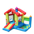 Hola mushroom inflatable bouncer/bouncy castle/jumping castle