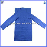 2013 new design fleece blanket with sleeves